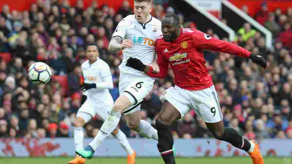 Манчестер Юнайтед – Суонсі – 2:0 – відео голів та огляд матчу
