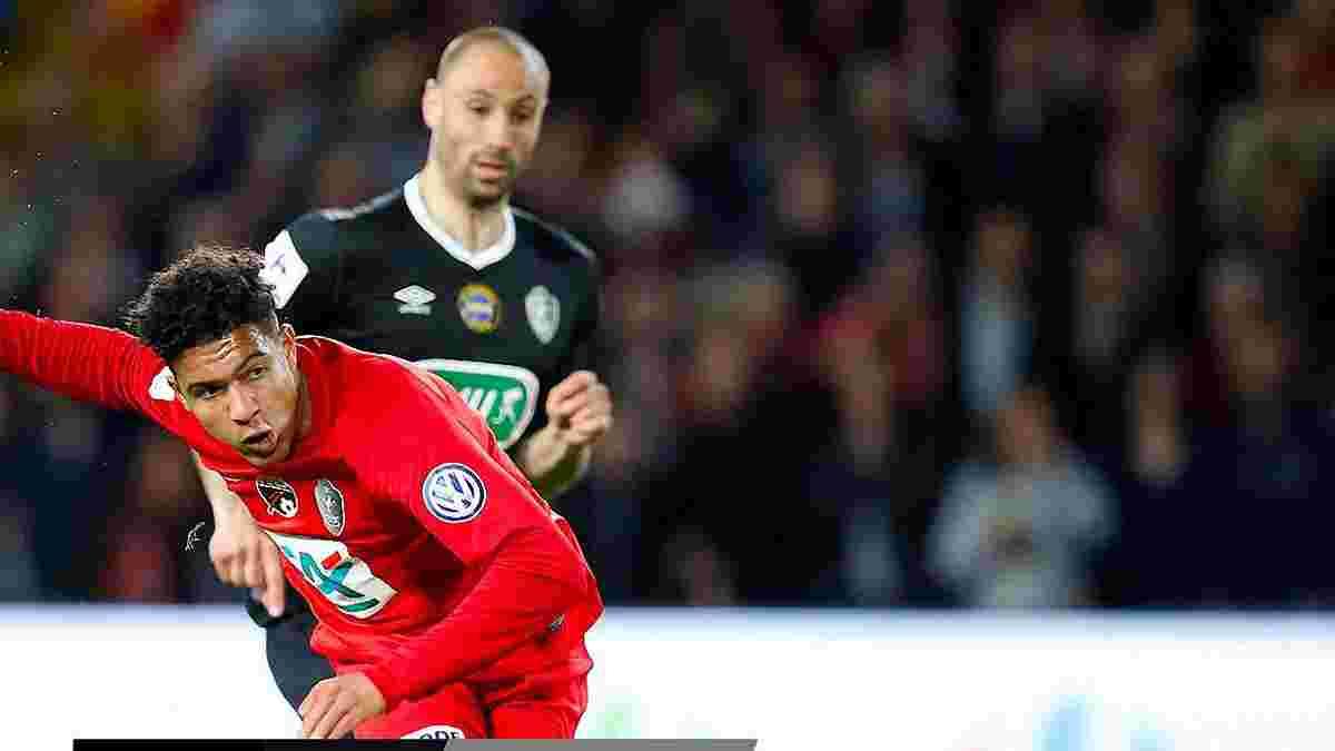 Лез Эрбье из Лиги 3 вышел в финал Кубка Франции