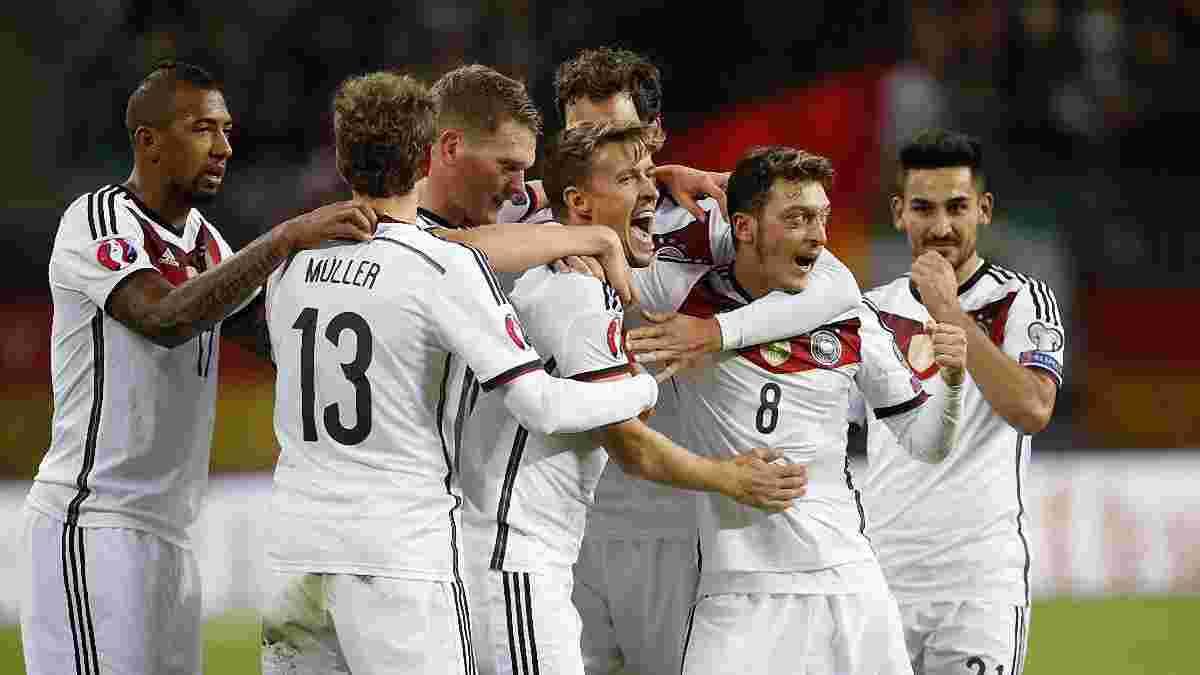 ЧС-2018: Германия объявила расширенный список исполнителей