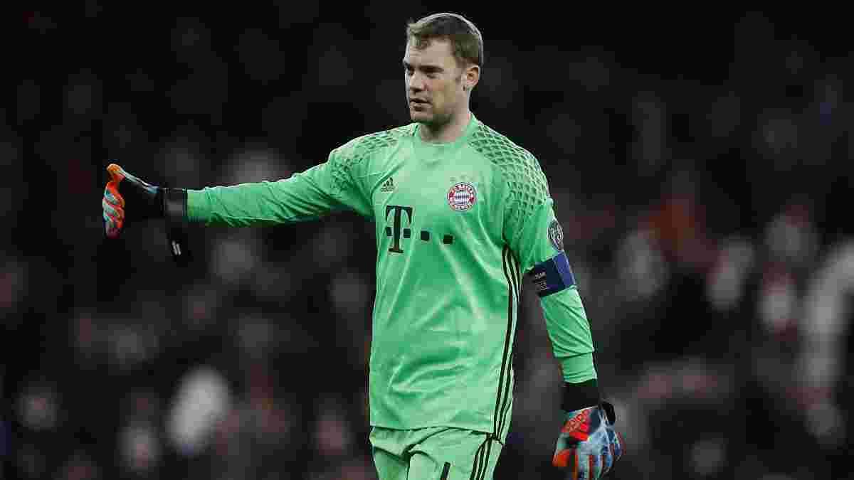 Нойер попал в заявку Баварии на финал Кубка Германии