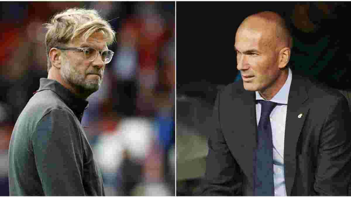 Реал – Ліверпуль: головний біль Зідана, секретність Клоппа та програма підготовки команд до фіналу Ліги чемпіонів