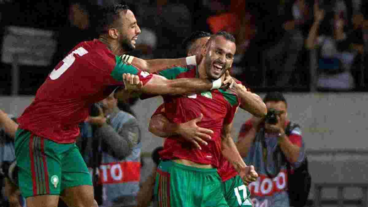 Марокко – Словаччина – 2:1 – відео голів та огляд матчу