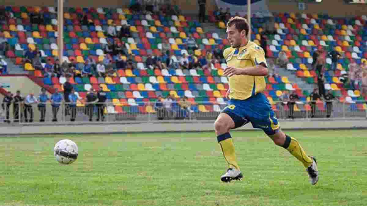 Агробізнес здолав СК Дніпро-1 у золотому матчі Другої ліги