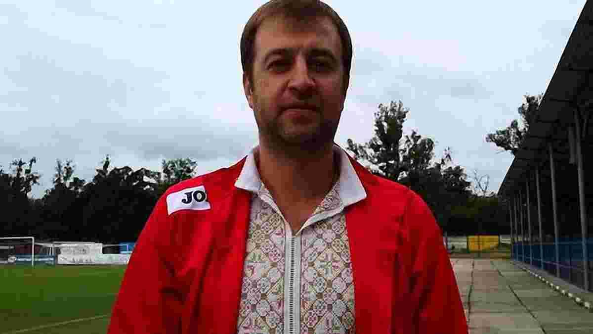 Верес отримав атестат на участь в Другій лізі