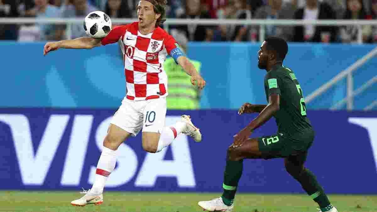 Хорватия – Нигерия – 2:0 – видео голов и обзор матча
