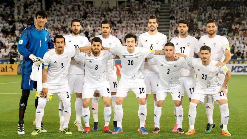 Збірна Ірану