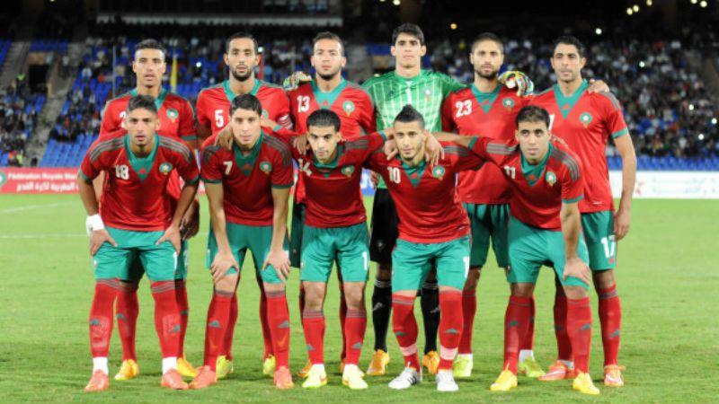 Збірна Марокко