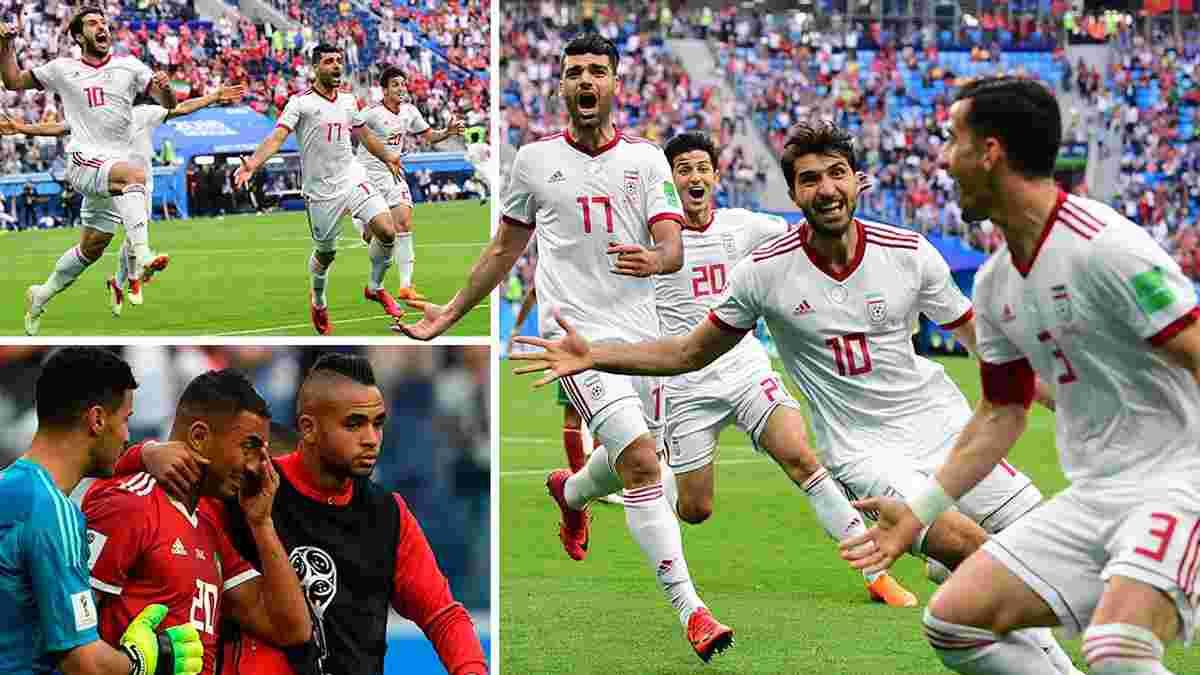 Марокко – Иран на ЧМ-2018: антиреклама футбола, камбэк вувузелов и драматическая развязка