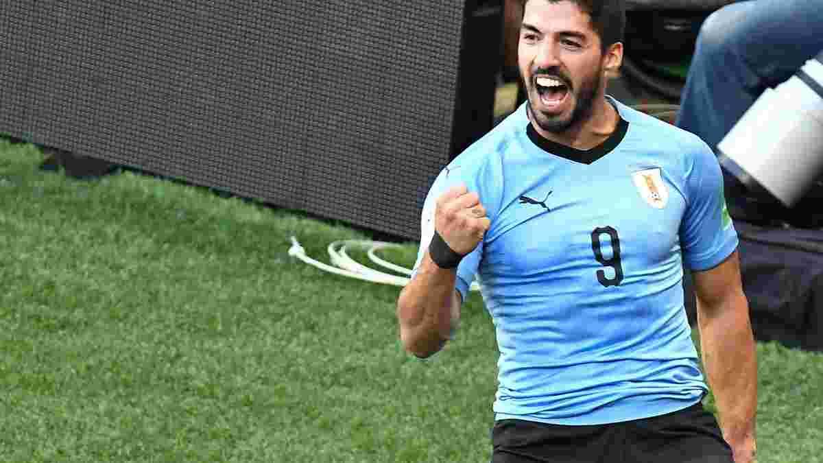 Уругвай – Саудовская Аравия: Суарес провел 100-й матч за сборную