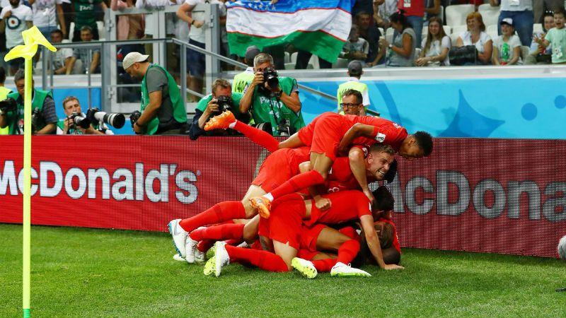 Англія вирвала перемогу над Тунісом