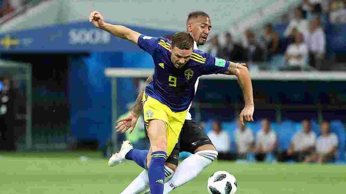 Германия – Швеция: онлайн-трансляция матча ЧМ-2018 – как это было