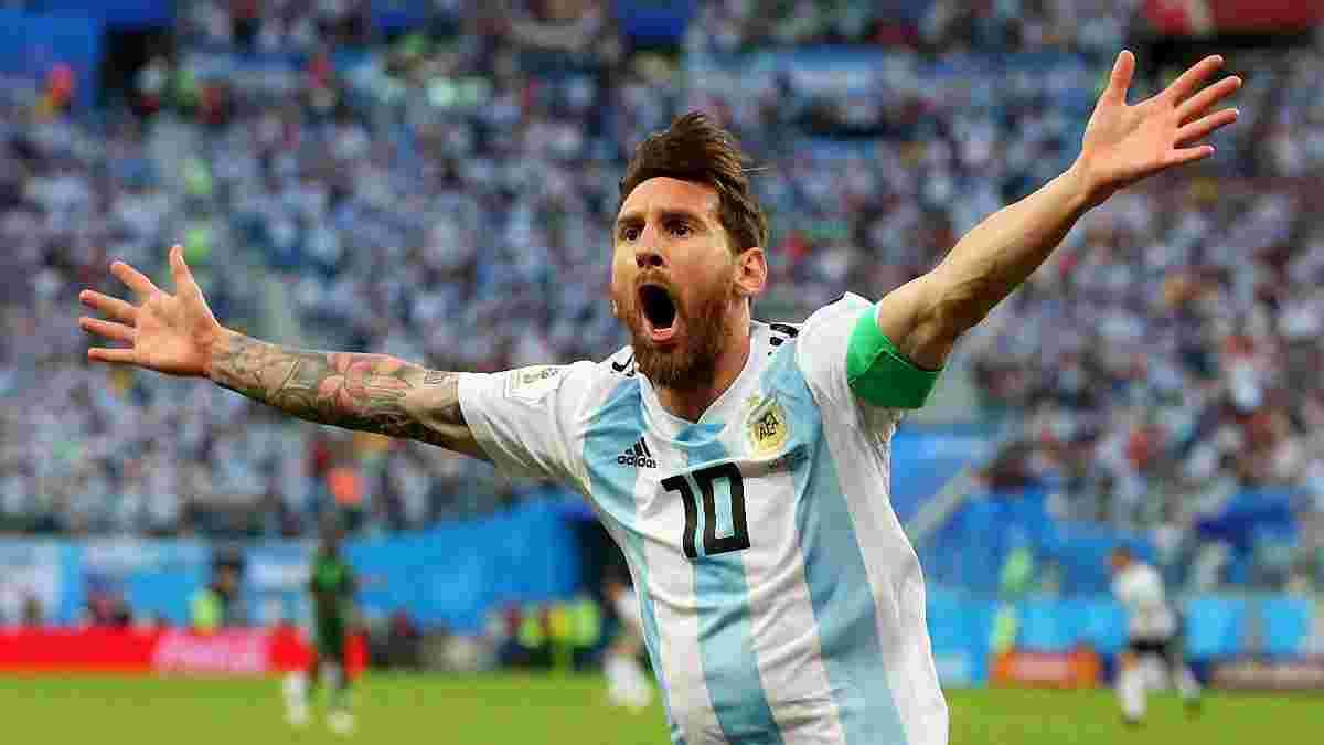 """ЧМ-2018 Нигерия – Аргентина: """"альбиселестес"""" в драматичном матче победили Нигерию и вышли в 1/8 финала"""