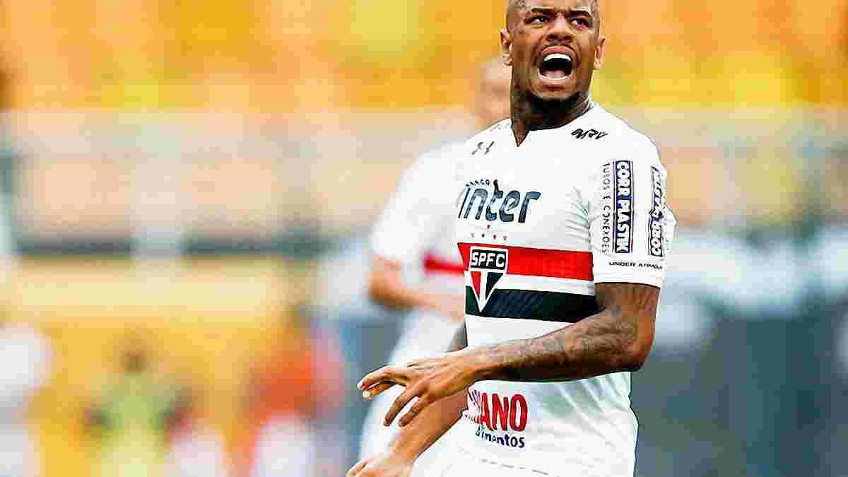 Динамо цікавиться захисником Сан-Паулу Таваресом