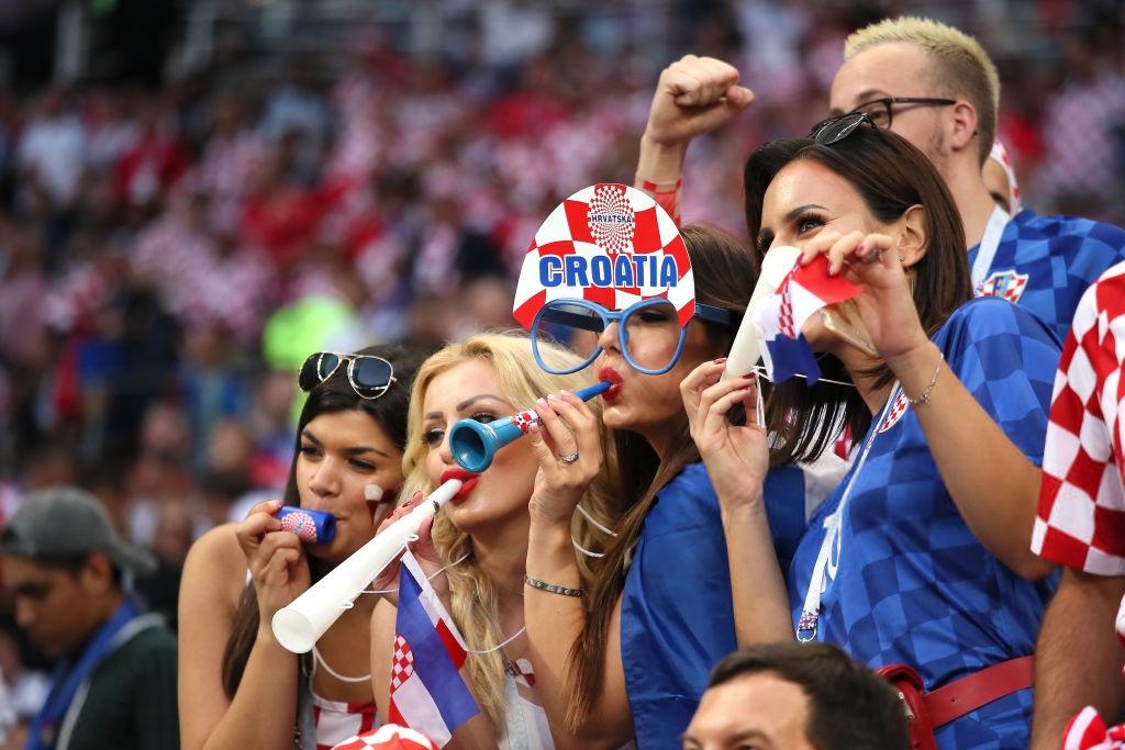 Вболівальниці збірної Хорватії, ЧС-2018