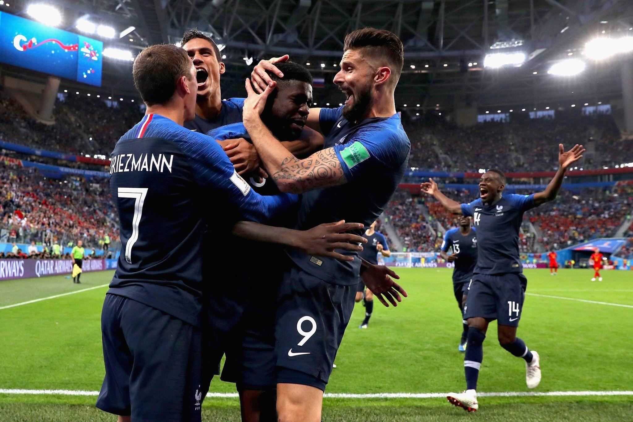 Прогноз на матч Бельгия - Исландия: количество голов будет больше 2,5
