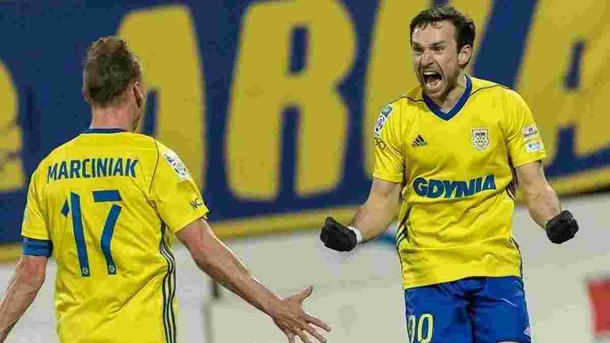 Богданов забив ефектний гол зі штрафного та відзначився автоголом у матчі Суперкубка Польщі