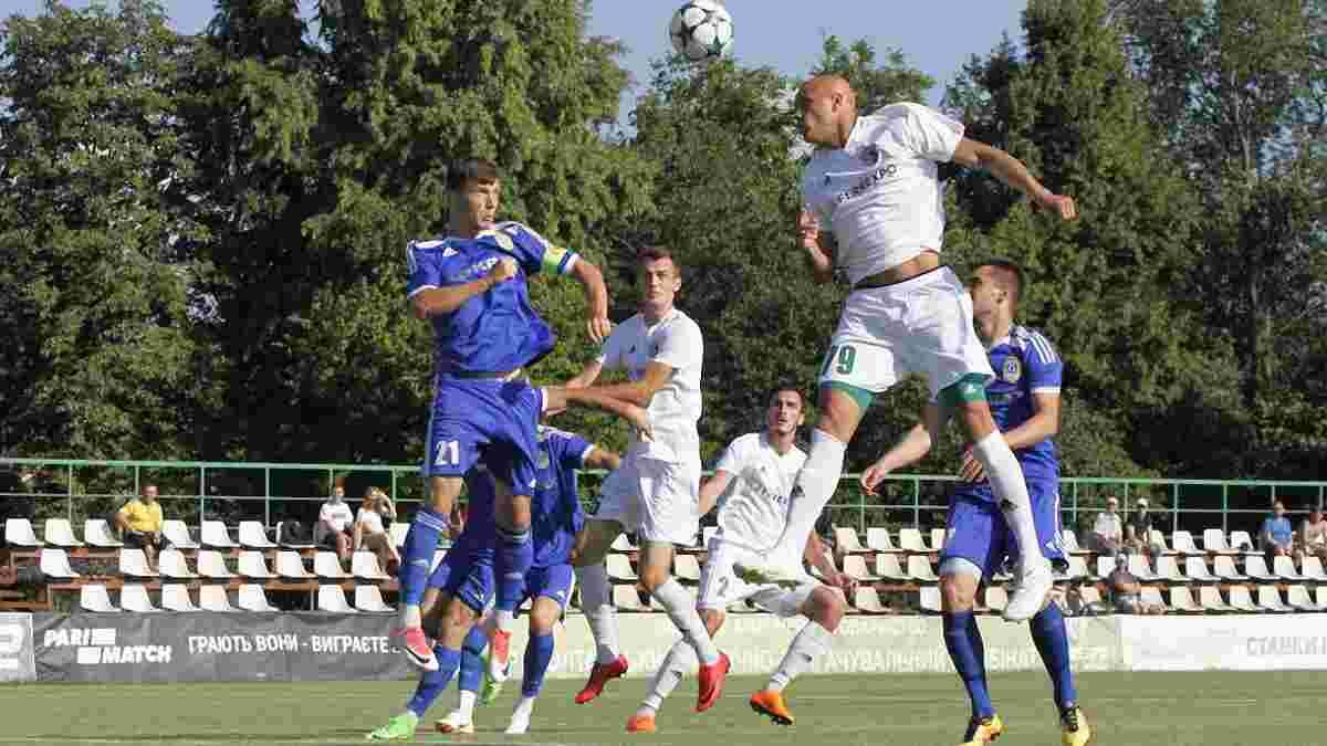 Новачок Ворскли Карека дебютував голом і асистом у спарингу проти Кременя