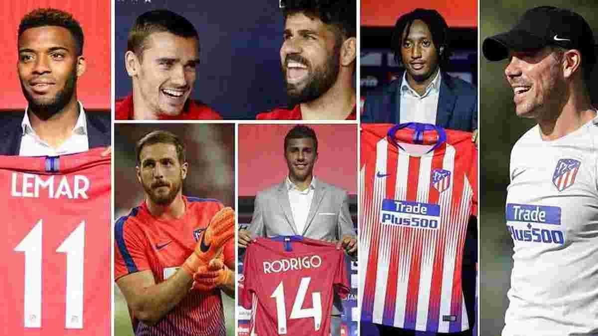 """Атлетіко має найкращий склад у своїй історії – 5 причин, чому наступний сезон може стати проривом для """"матрацників"""""""