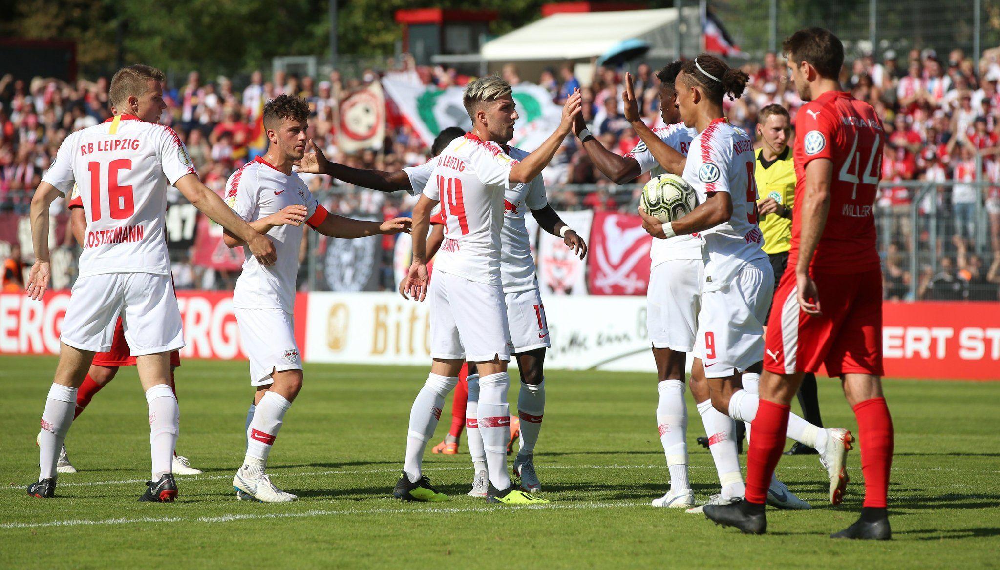 Прогноз на матч Лейпциг - Хеккен: немецкая дружина пробьет фору -1,5