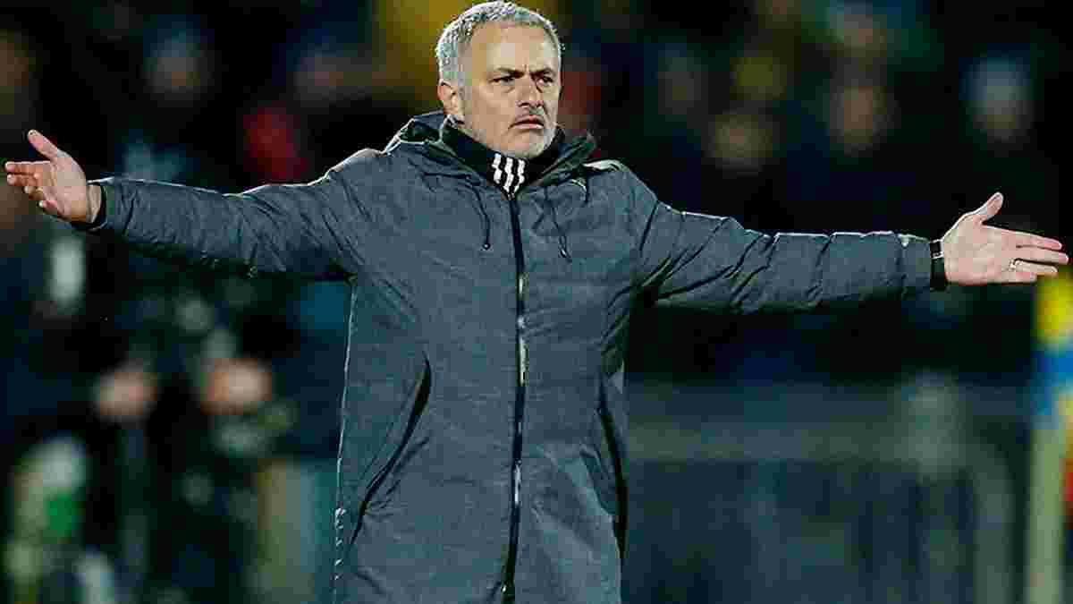 Моурінью має залишитись, – організація фанатів Манчестер Юнайтед підтримала тренера