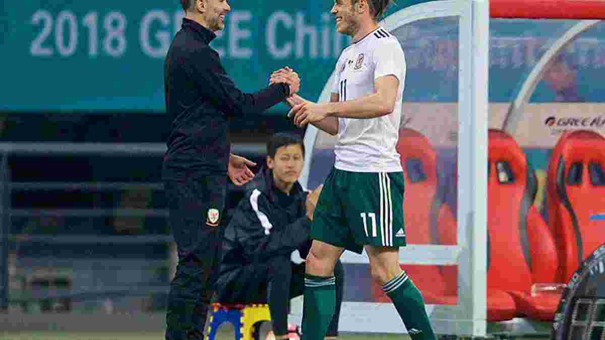 Гіггз впевнений, що Бейл зможе нівелювати відсутність Роналду в Реалі