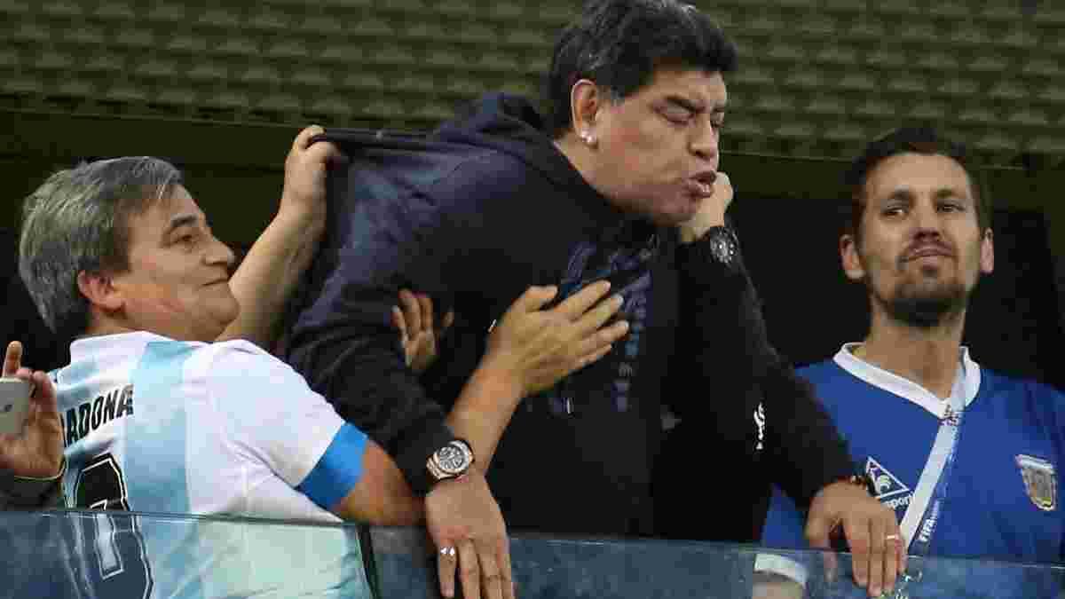 Марадона може покинути Динамо Брест