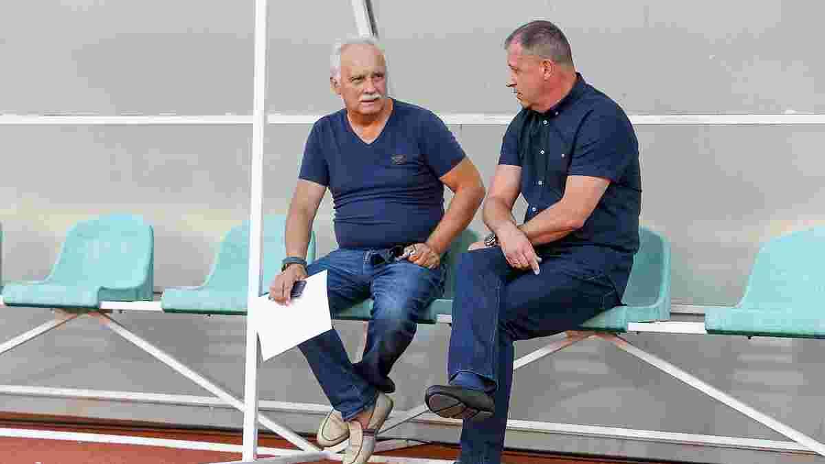 Рафаилов по поводу заявления об отставке: Я предложил Вернидубу отоспаться и поговорить на свежую голову