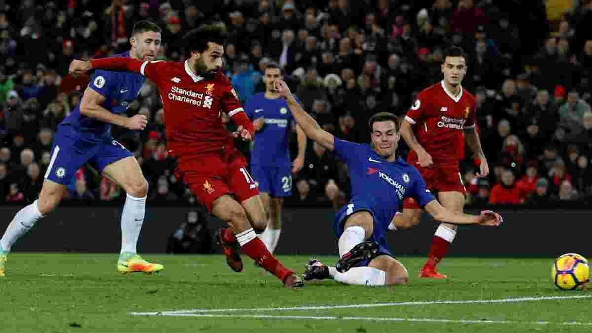 Кубок англійської ліги: Ліверпуль – Челсі та інші пари 3-го раунду