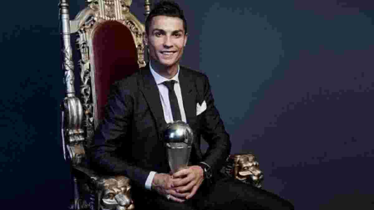 ТОП-10 лучших форвардов мира – Роналду без голов возглавляет рейтинг