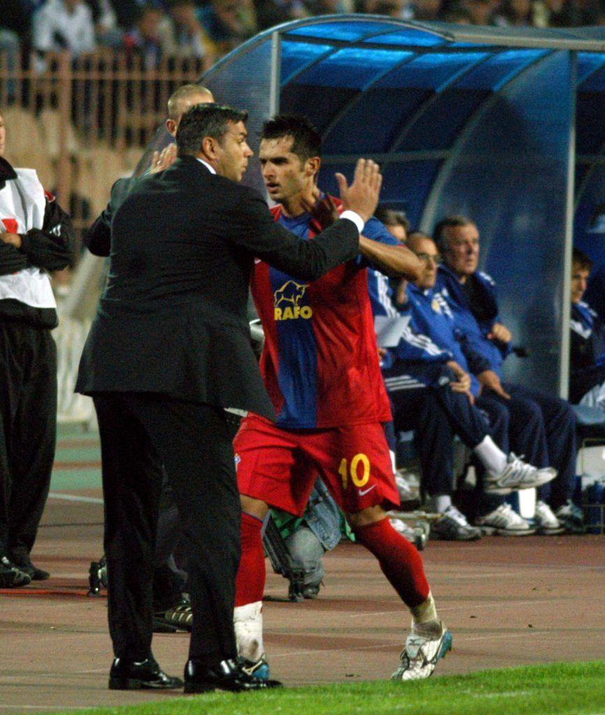 Стяуа, Динамо, Лига чемпионов 2006