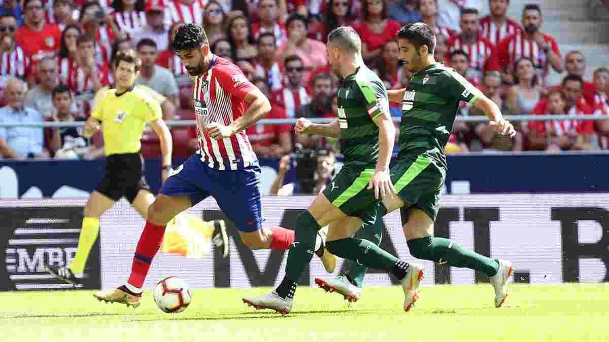 Атлетико спасся против Эйбара – крутая развязка в Мадриде