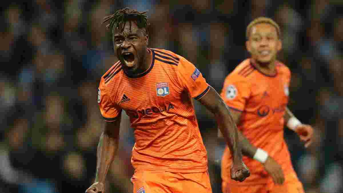 Манчестер Сити – Лион: Корне забил курьезный гол благодаря фэйлу конкурента Зинченко