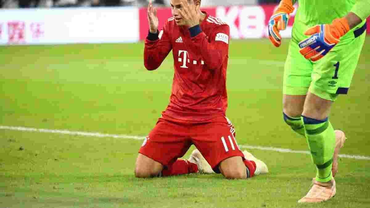 Баварія переграла Шальке та повернулася на вершину Бундесліги – Коноплянка весь матч просидів у запасі