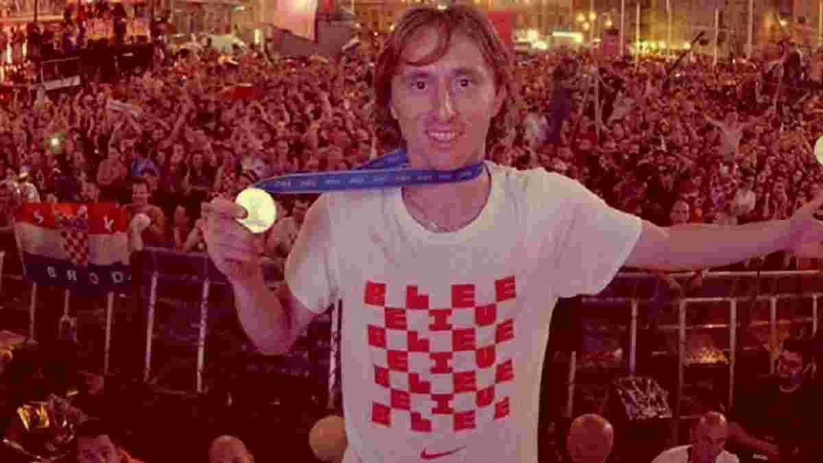 Лука Модріч: від біженця – до найкращого футболіста світу: 10 цікавих фактів із життя хорватського генія