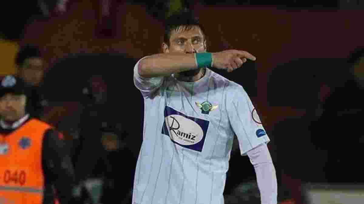 Селезньов забив за Акхісар, проте не допоміг команді уникнути поразки