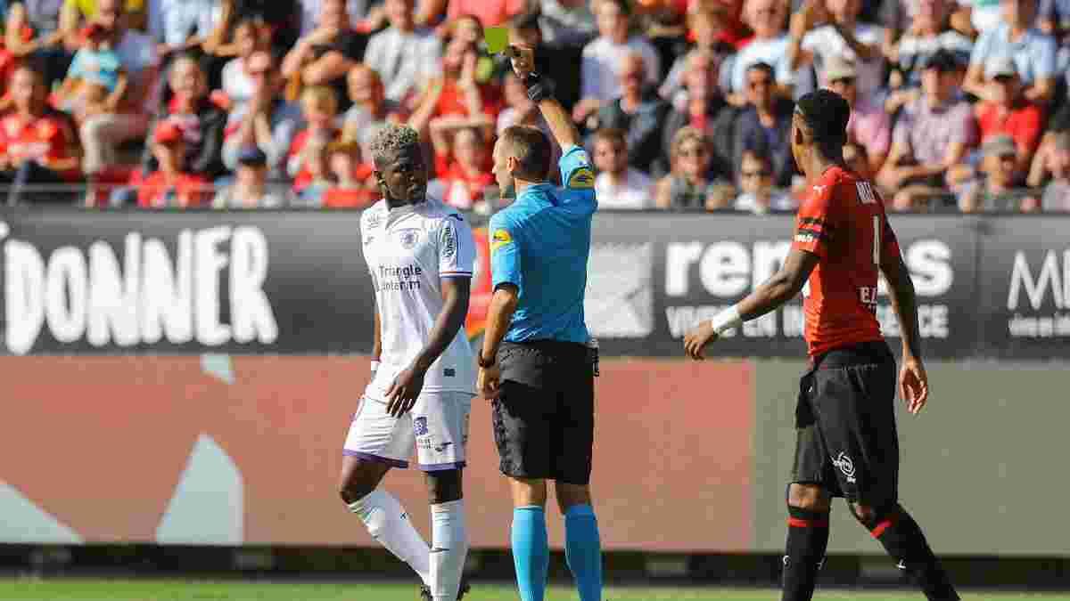 Ренн знову втратив очки, забивши першим, – суперник Динамо лідирує у Франції за негативним показником
