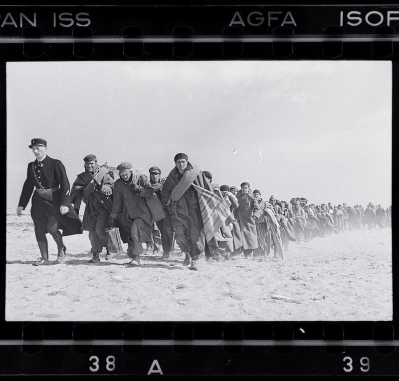 Ерік Кантона, громадянська війна, Барселона, біженці