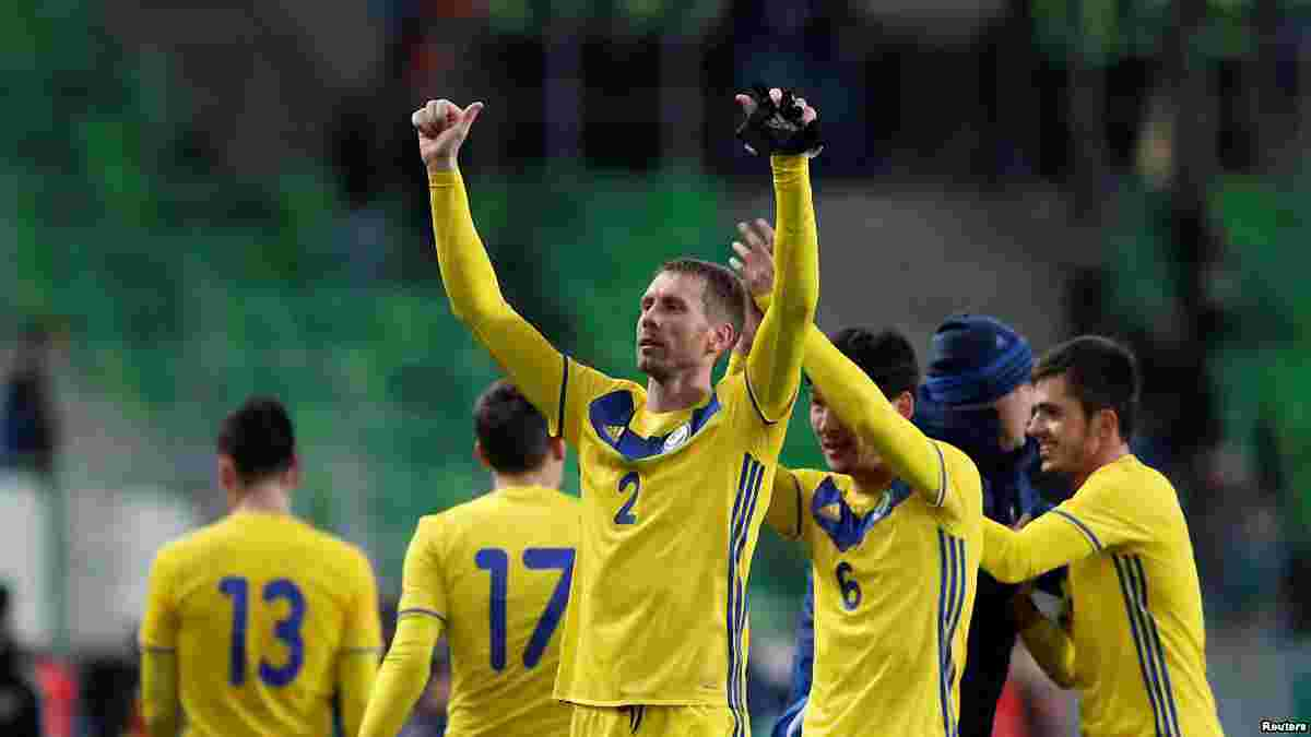 Казахстан – Андорра – 4:0 – відео голів і огляд матчу