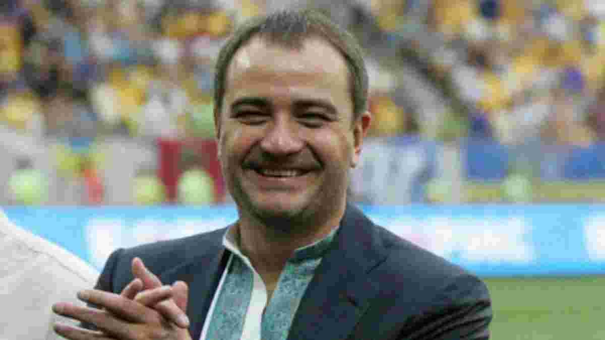 Павелко: Григорий Суркис нигде не говорил о желании продолжать работать в УЕФА