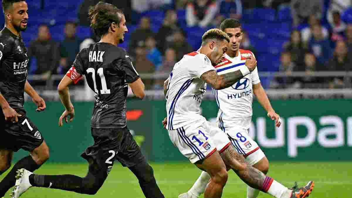 Ліон – Нім – 2:0 – відео голів та огляд матчу