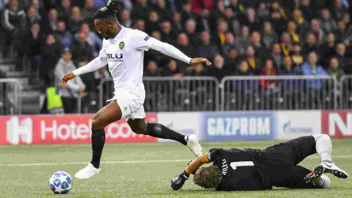 Янг Бойз – Валенсия – 1:1 – видео голов и обзор матча