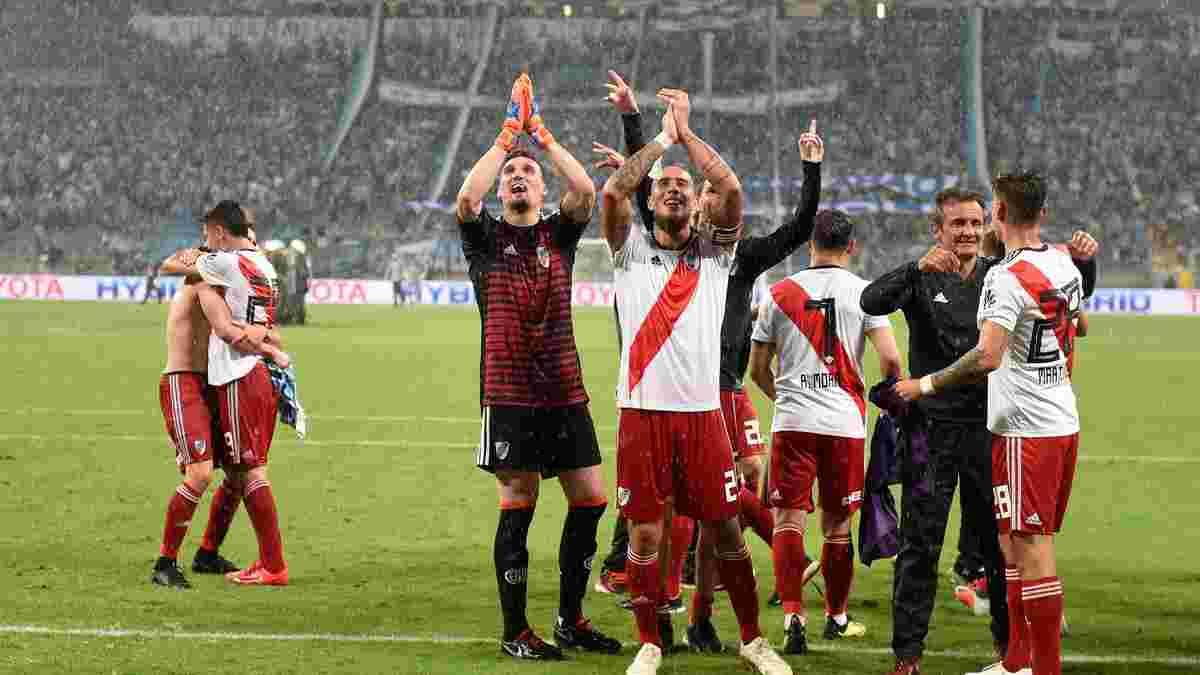 Бока Хуніорс та Рівер Плейт вперше в історії разом вийшли в фінал Кубка Лібертадорес, але поєдинки можуть не відбутись