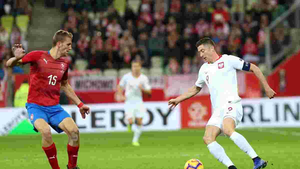 Польша – Чехия – 0:1 – видео гола и обзор матча