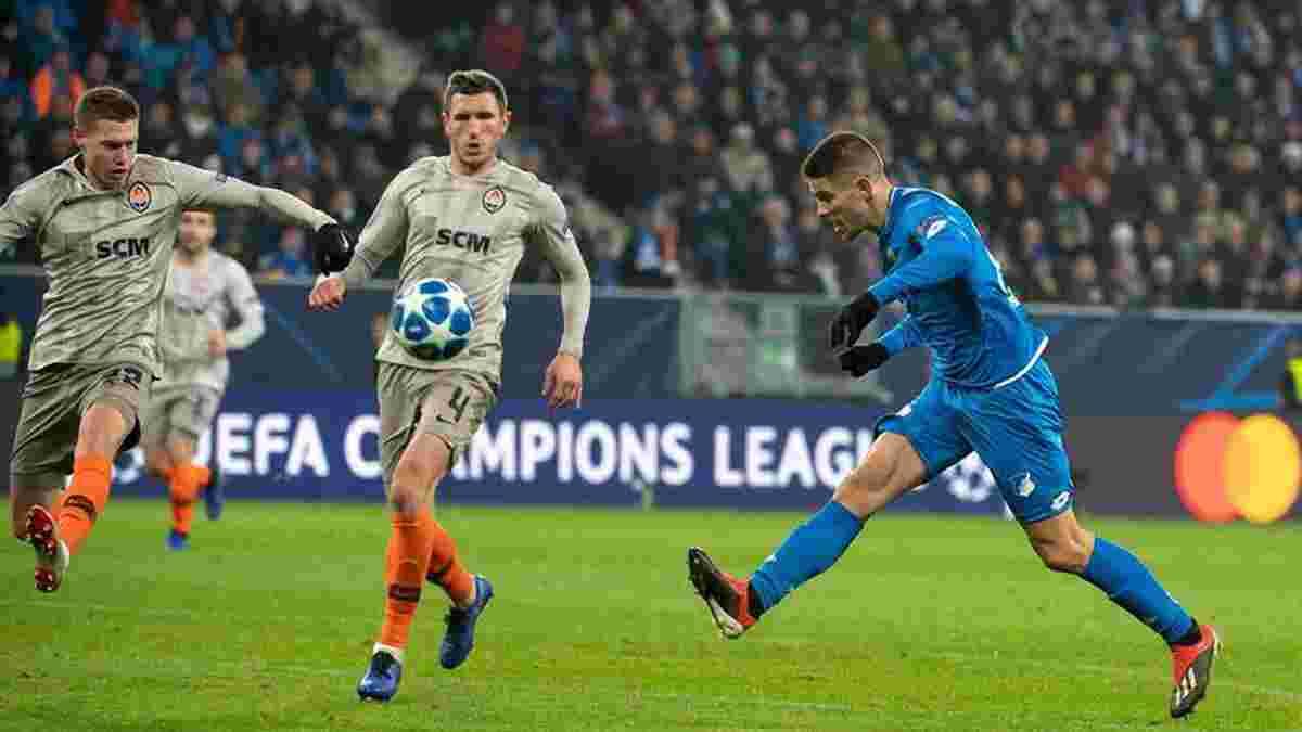 Взятие ворот Пятова и мяч из-под Зинченко – среди претендентов на гол недели Лиги чемпионов