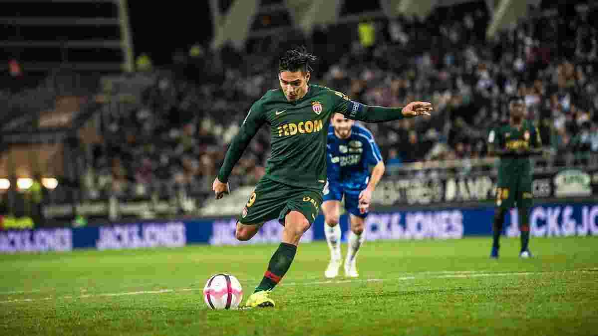 Ам'єн – Монако – 0:2 – відео голів та огляд матчу