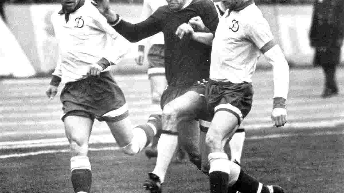Помер легендарний гравець Карпат Герег – він вигравав Кубок СРСР