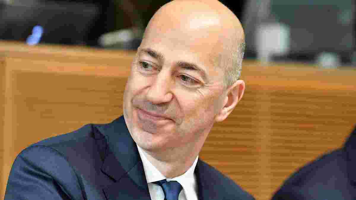 Новий директор Мілана Газідіс має цікавий пункт у контракті, за порушення якого платитиме 100 євро штрафу