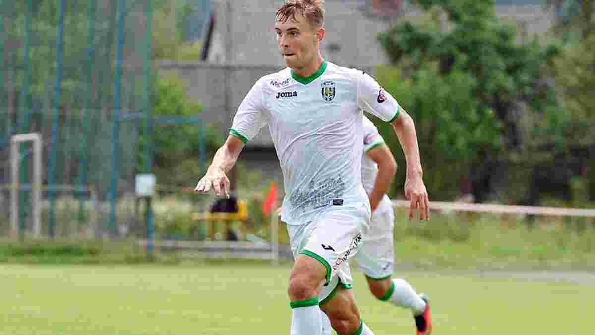 Защитник Карпат Лебеденко извинился перед болельщиками за игру команды в первой половине сезона