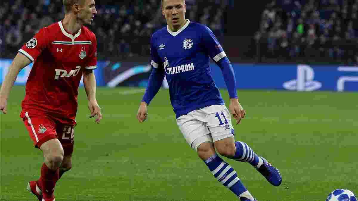 Коноплянка против Локомотива в ЛЧ: самый острый игрок Шальке, работа на трансфер, индивидуализм и оценки немецких СМИ