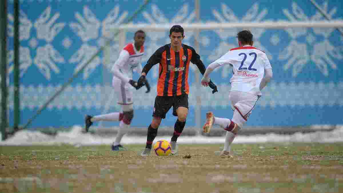 Шахтар U-19 – Ліон U-19 – 1:1 – відео голів та огляд матчу
